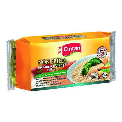Cintan Non Fried Noodle 风干面